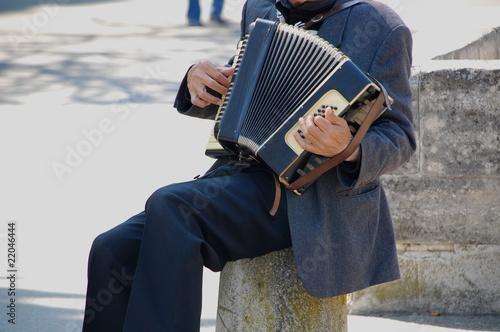 Fotografija  musique de rue