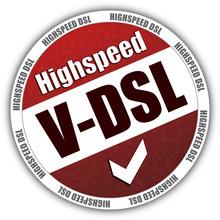 Highspeed VDSL