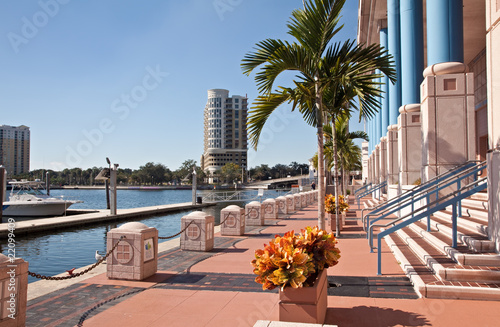 Fotografia, Obraz  Downtown Tampa