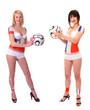 WM 2010 Spiel Chile - Frankreich