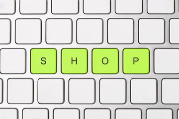 Keyboard - Shop