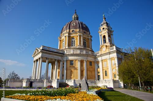 Photo  Basilica di Superga, Torino, Italia