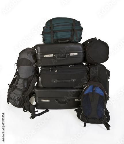 Baggage Pile