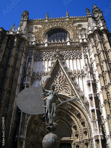 Photo Cathedral of Seville,Spain