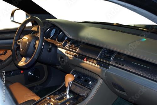 Photo  Car interier