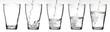 canvas print picture - Wasserglas