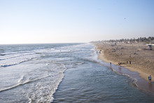 Above Huntington Beach 1 Of 2