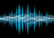 Music Equaliser Wave
