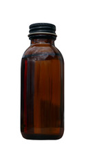 Old Brown Medicine Bottle