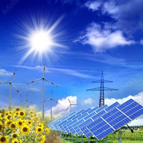 Zdjęcie XXL Nowa produkcja energii