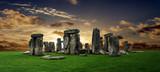 Fototapeta Rocks - Stonehenge