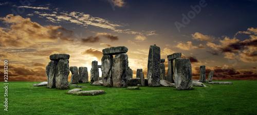Fotografia Stonehenge