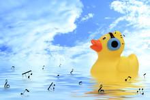 Musikalische Ente
