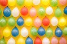 Trefferquote, Luftballons, Gewinnchancen, Jahrmarkt