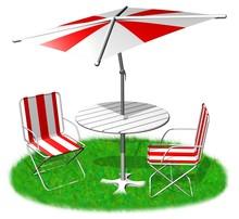 Relax In Giardino-In The Garden