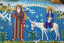 Aegypten, Kairo, Koptisches Viertel, Schwebende Kirche