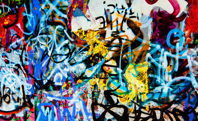 grafitti background