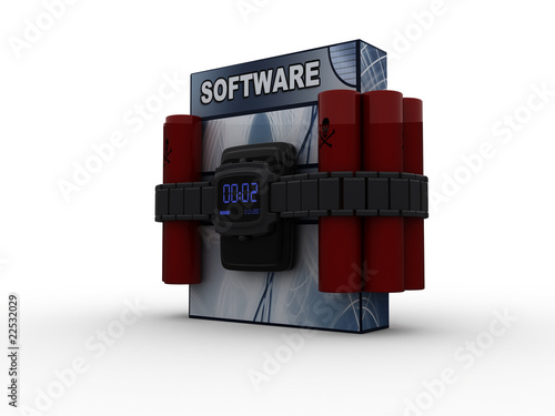 Photo  Explosive software