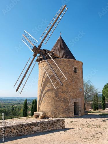 Aluminium Prints Mills Windmill in Provence