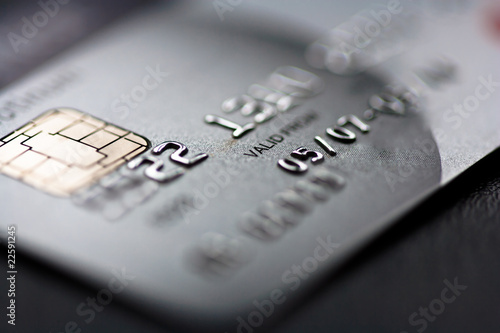 credit card Tablou Canvas