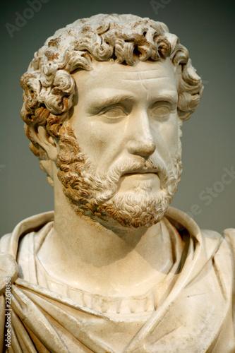 Fotografia Roman Emperor Antoninus Pius 86-161AD