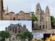 Autour de la Cathédrale Saint Etienne de Metz