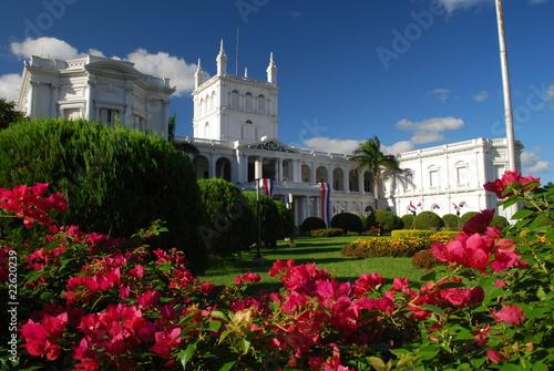 Photo Palacio de los López, Asunción, Paraguay