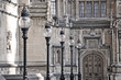 London - House of Parlament - Detail