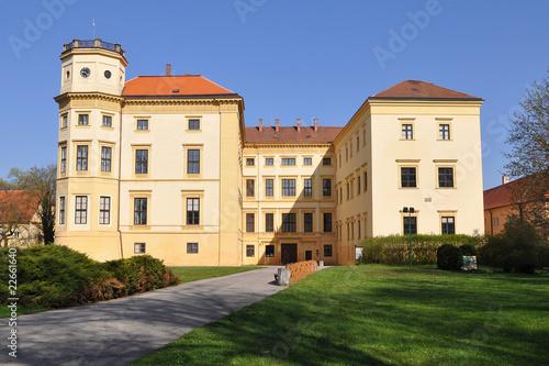 castle Straznice,Czech republic Poster