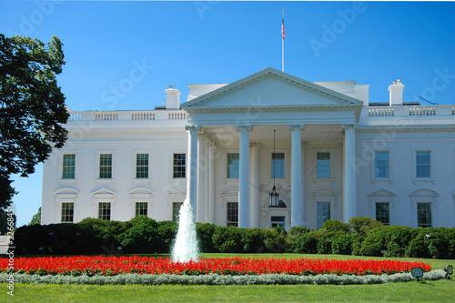 Valokuvatapetti The White House in Washington DC