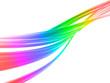 Regenbogengrafik