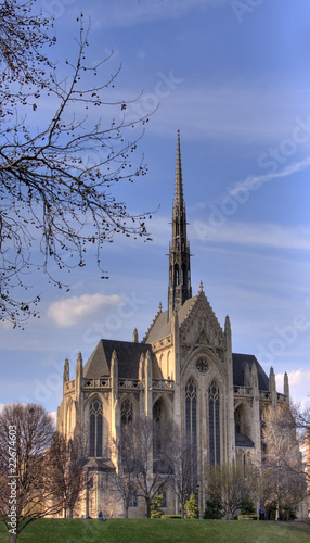 Photo  Heinz Memorial Chapel