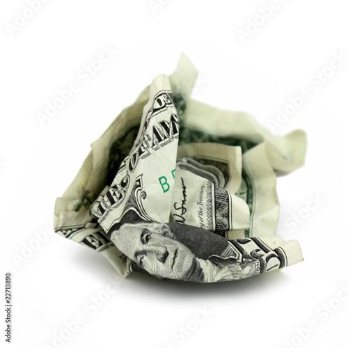 Fotografie, Obraz  Us dollar