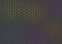 Vector Honeycomb Abstract