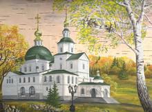 Danilov Monastery, Moscow, Russia