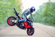 Stunt Rider