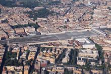 Rome, Famous Termini Station
