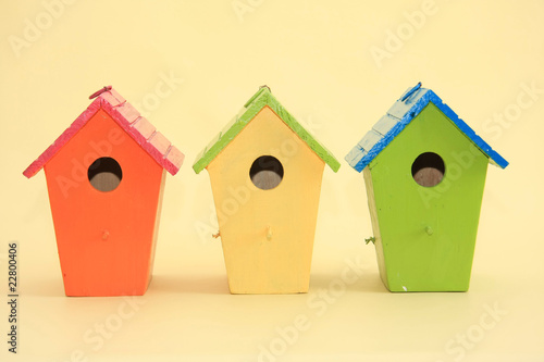 Photo Bird house