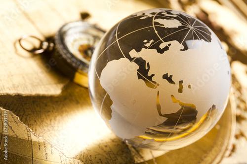 Plakaty ziemia glob