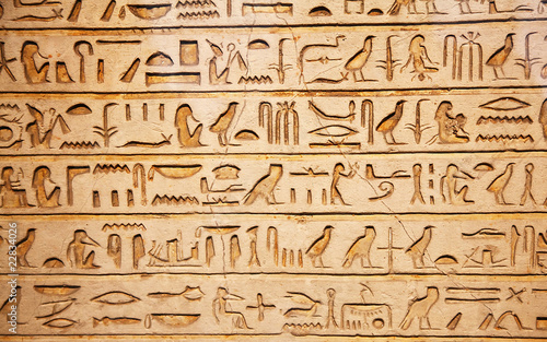 old-egypt-hieroglyphs