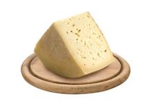 Italian Cheese Montasio, Product Of Friuli Region