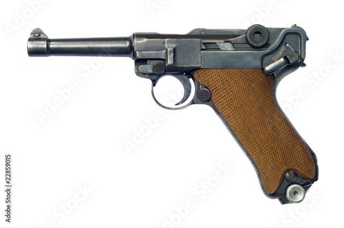 Valokuva  Luger P08 Pistol