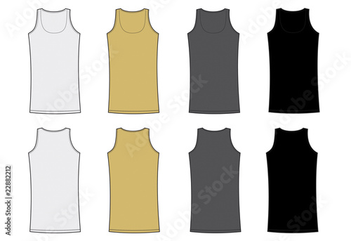 Mujer Vector Stock This Explore Camiseta Patrón Buy And Tirantes v80mNwn