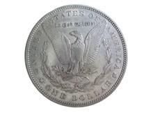 US Silver Dollar (reverse)