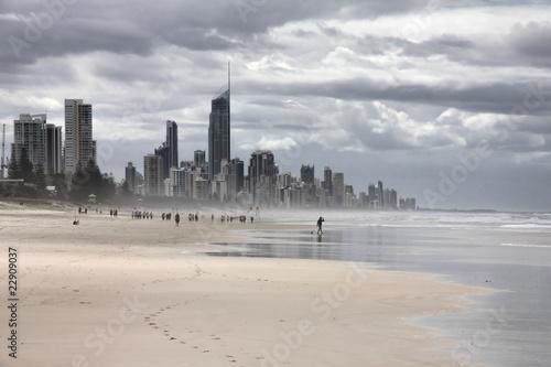 Fotobehang Oceanië Queensland - Surfers Paradise, Australia