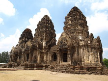 Temple Thaïlandais : Wat Phra...