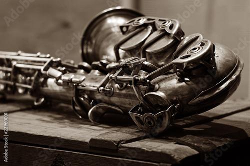 Fényképezés saxophone