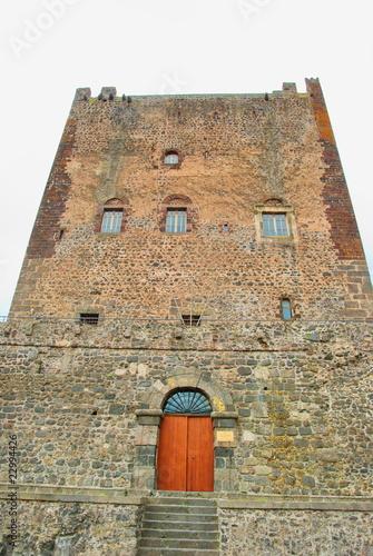 Fényképezés  ingresso al castello