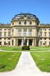 Die fürstbischöfliche Residenz zu Würzburg