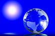 canvas print picture - Globe